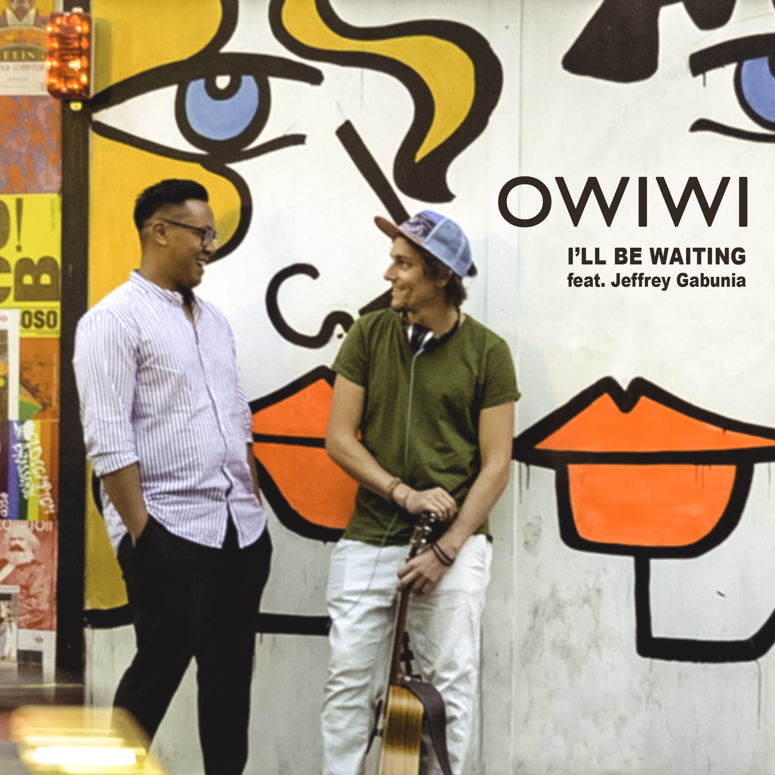 New Single out – I'll Be Waiting